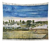 Battle Of Concord, 1775 Tapestry