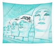 Blue Boys Tapestry