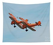 Breitling Wingwalkers Team Tapestry