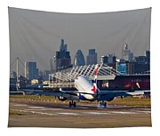 British Airways London Tapestry