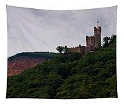 Burg Sooneck Am Rhine Tapestry