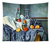 Cezanne's The Peppermint Bottle Tapestry