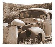 Chevrolet Rust Bucket Tapestry