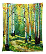 Colors Of The Season Tapestry