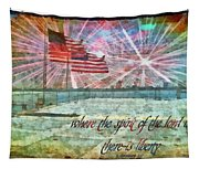 2 Corinthians 3 17 Tapestry