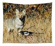 Coyotes Tapestry