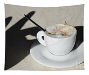 Cup Of Coffee Tapestry