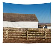 Dairy Buildings At Historic Pierce Tapestry
