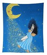 Dancing On Moonbeams Tapestry