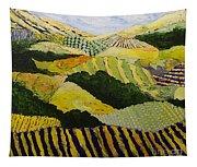 Delta Fields Tapestry