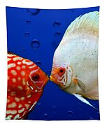 Discus Fish Tapestry