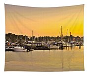 Dock Of The Bay Tapestry