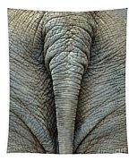 Elephant's Tail Tapestry by Mae Wertz