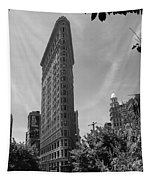 Flatiron Building Manhattan  Tapestry