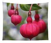 Fuchsia Named Dark Eyes Tapestry