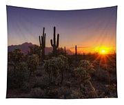 Good Morning Arizona  Tapestry
