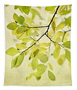 Green Foliage Series Tapestry