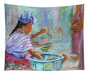 Guatemala Impression Iv Tapestry
