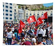 Hastings Pirate Day Tapestry