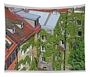 Ivy Courtyard Tapestry