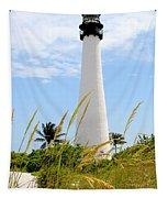 Key Biscayne Lighthouse Tapestry