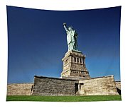 Lady Liberty 2 Tapestry