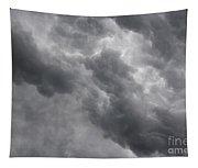 Masses Of Dark Clouds Tapestry