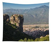 Meteora, Thessaly, Greece. The Eastern Tapestry