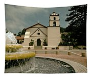 Mission San Buenaventura Tapestry