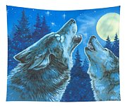 Moon Song Tapestry