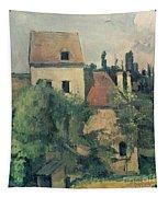 Moulin De La Couleuvre At Pontoise Tapestry