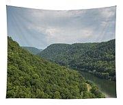 New River Scene 13 B Tapestry