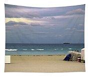 Ocean View 1 - Miami Beach - Florida Tapestry