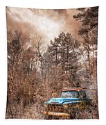 Old Chevy Tapestry