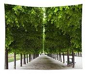 Palais Royal Trees Tapestry