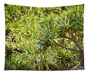 Pandanus Palm Tree Tapestry