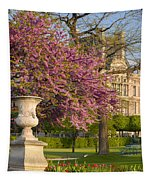 Paris Springtime Tapestry