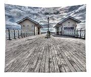 Penarth Pier 3 Tapestry