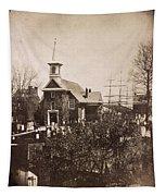 Philadelphia, C1855 Tapestry