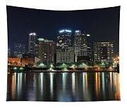 Pittsburgh Panorama Tapestry