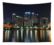 Pittsburgh Panorama Tapestry