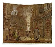 Plague Of London, 1665 Tapestry