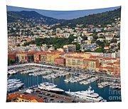 Port Du Nice Tapestry