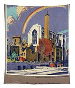 Poster London, 1944 Tapestry