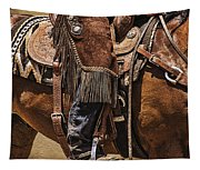 Ready To Ride Tapestry