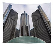 Renaissance Center Tapestry