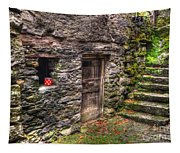 Rustic House Tapestry