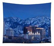 Salt Lake City Tapestry