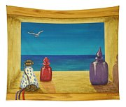 Sea View One Tapestry