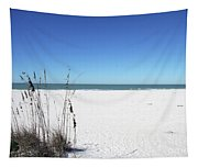 Seaoats On The Beach Tapestry